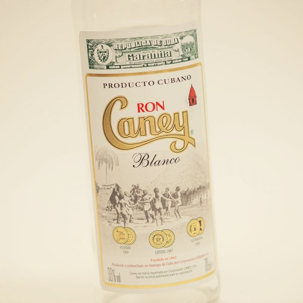 Ron Caney - Rum Blanco